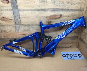 Giant Glory Full Suspension DH Downhill Mountain Bike Frame. Maestro Fox DHX 4.0