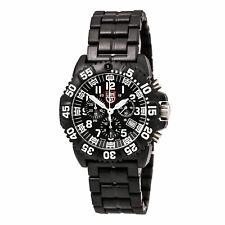Luminox 3082 Gent's Sea Chrono Black Dial Plastic Bracelet Watch