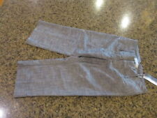 Vanity Style That Works dress Capri Pants women' s 3 gray NWT New slacks