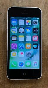Apple iPhone 5c White 16GB (NE541LL/A)