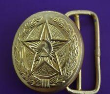 Sowjet Armee Paradekoppel Riemen Offizier Rote Armee Koppel UdSSR СССР пряга