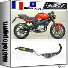 ARROW LIGNE COMPLETE APPROUVE ROUND MADE WITH KEVLAR CAGIVA RAPTOR 125 2006 06