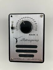 Metrognome Mark 2 for Musicians. Working Metronome. No Box Sold As Is