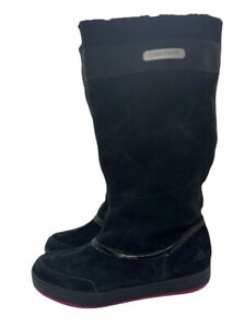 Adidas Snow Boots Climawarm Traxion Black Women's Sz US 7 EVN791001 G40668 New