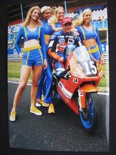 Photo Roteg Racing Honda 125 2002 #15 Gerald Perdon (NED) Pre Dutch TT Assen