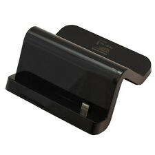 USB Dockingstation für HTC One V Wave Akku schwarz