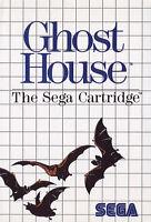 ## SEGA Master System - Ghost House - TOP / MS Spiel ##