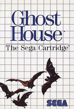 # Sega Master System-GHOST HOUSE-Top/MS jeu #