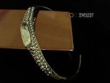 18K White Gold Plated Crystal Swarovski Elements Bracelet