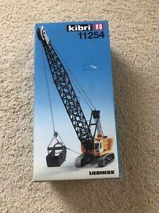 Kibri HO 11254 Crane Liebherr  - unassembled