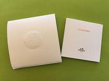 Orig. HERMES Carte Pour Cuir Avec Noble logoprägung Birkin Kelly