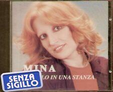 """MINA """" IL CIELO IN UNA STANZA  """" CD NUOVO  WEA-CGD 1991 RARO"""