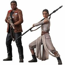 KOTOBUKIYA STAR WARS THE FORCE AWAKENS REY & FINN ARTFX+ STATUE 2-PACK 15cm 18cm