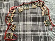 Handmade 12 Days Of Christmas Buntin