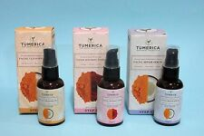 TUMERICA 3 STEP SKIN CARE SET- CLEANSING OIL, TONER, SERUM - 2 Fl.Oz (60ml) each