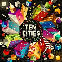 """Various Artists : Ten Cities VINYL 12"""" Album 3 discs (2014) ***NEW***"""