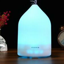 Electric Air Humidifier Purifier Ultrasonic USB Aroma Oil Diffuser Mist Maker UK