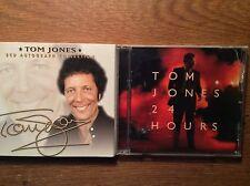 Tom Jones  [2 CD Alben] 24 Hours + 2CD Autograph Collection