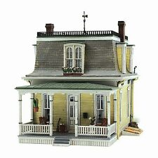 WOODLAND SCENICS BUILT & READY BUILDING HOME SWEET HOME HO SCALE