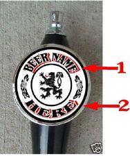 Custom Personalized Beer Tap Handle tapper Kegerator German Lion
