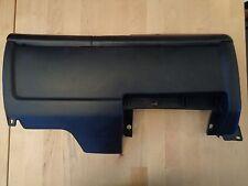 VW Mk3 Golf Vento - Lower Dash Fuse Box Cover (Blue) - Right Driver Off Side