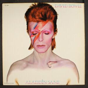 "DAVID BOWIE: aladdin sane RCA 12"" LP 33 RPM"
