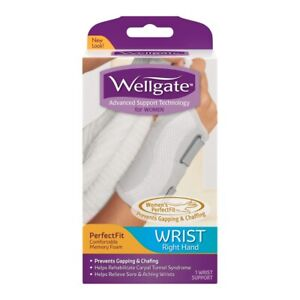 Wellgate Advanced Support Technology for Women - Perfect Wrist Support - Right