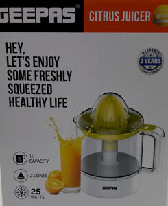 Electric Citrus Squeezer Juicer Machine Juice Press Lemon Extractor 40W