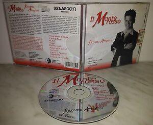 CD RICCARDO ARRIGHINI - IL MONTE ROSSO
