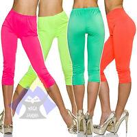 PINOCCHIETTI da DONNA Leggings FUSEAUX Pantalone FLUORESCENTI Model DANCE 23818