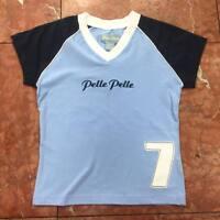 Women's Pelle Pelle Lt.Blue | White | Navy Fashion Tee Shirt