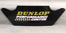 """23"""" Dunlop Performance Center Tire Rack Sign"""