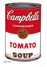 Andy Warhol Campbell's Soup I: Tomato 1968 Limited Edition Giclee Print 18X24