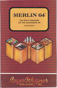 MERLIN 64 for Commodore 64 Macro Assembler