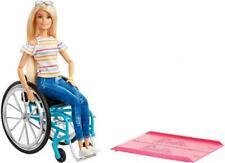 Barbie Fashionistas n° 132 poupée avec fauteuil roulant 781441