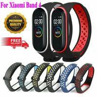 Für Xiaomi MI Band 4 weiche Ersatz Armband Armband Armband Armband NEU DE
