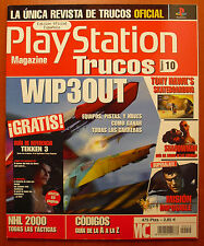 Guías Wip3out,ShadowMan,Misión Imposible,Tony Hawk's Skateboarding PS1 N64 DC PC