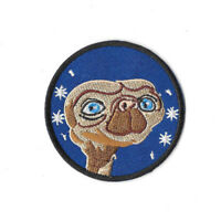 ET Iron on / Sew on Patch Embroidered Badge Motif Movie PT445