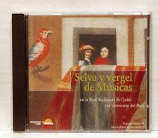 ANDRES SANTA MARIA - PATINO, PEDROZO, DE VELASCO, QUISPE JADE CD NM