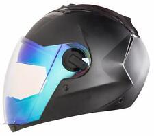 Steelbird Air Sba-2 Dual Visor Night Vision Full Face Matt Honda Grey Helmet-M