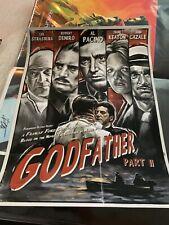 Godfather Part 2 Robert Bruno Movie Poster Print 16X24 Nt Mondo