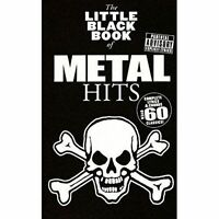 (Good)-The Little Black Book of Metal Hits (Paperback)-Divers Auteurs-1846095808