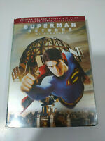 Superman Returns el Regreso Edicion Coleccionista - 2 x DVD + Comic Steelbook