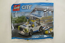 Lego City Police Car Play Set 30352 50 Pieces Ages 5-12