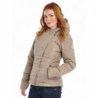 Regatta Willa Womens Sherpa Fleece Lined Quilted Padded Insulated Jacket