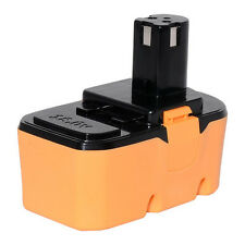 FOR Ryobi P102 One+ NI-CD 18V Battery New For P234 P117 P234 P818 P241