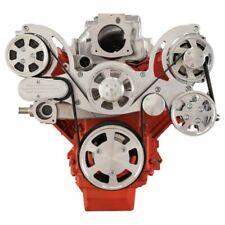 Mid Mount All Inclusive Kit for Chevy LS Engines AC PS ALT LS1 LS2 LS3 LS6