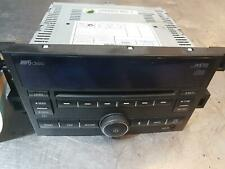 HOLDEN CAPTIVA RADIO/BLUETOOTH/MP3/6 DISC CD STACKER CONTROL UNIT, 01/11-06/12
