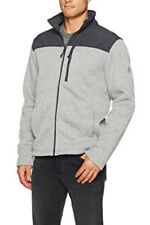 Ben Sherman Mens OMBS074H Softshell Bomber Jacket Down Outerwear Coat XXL