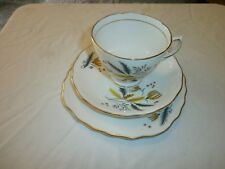 Vintage Colclough Teacup Trio Saucer Side Plate Shabby Chic Party Wedding